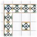 Tile Decoration Augusta