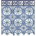 Tile decoration Ionio