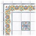 Tile decoration Berillo