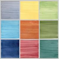 Piastrella - Pennellate Colorate