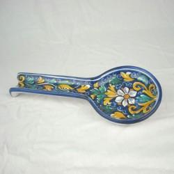 Poggiamestoli - Fiore Blu