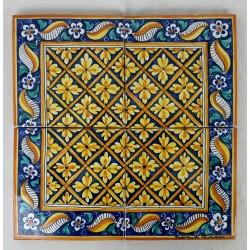 Pannello 40 x 40 cm  - Retinato