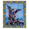 Panel tiles 105 x 90 cm - San Michele Arcangelo