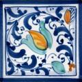 Tile - Seicento Blu Bocciolo