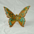 Butterfly 15 x 15 cm - Cuore Verde