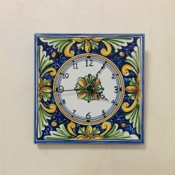 Orologio murale  20 x 20 cm - Simona Blu