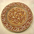 Wall plate diameter 55 cm - Rubino