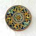 Small wall plate diameter 12 cm - Alessandra