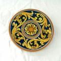 Small wall plate diameter 12 cm - Cuore Blu