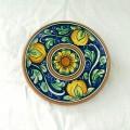 Small wall plate diameter 12 cm - Linda