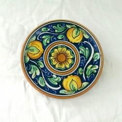 Piattino murale diametro 12 cm - Linda