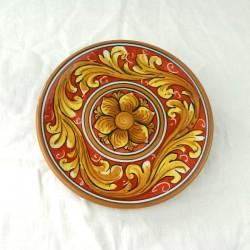 Piattino murale diametro 12 cm - Sabrina