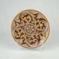 Wall plate diameter 20 cm  - Rubino