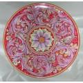 Wall plate diameter 30 cm - Corallo