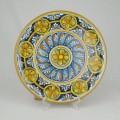 Wall plate diameter 35 cm - Geometrico Cerchi