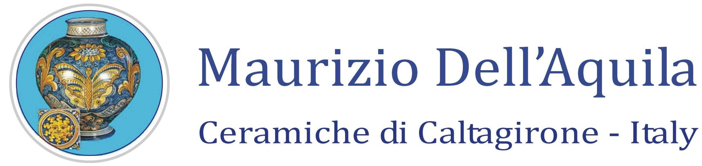Ceramiche di Caltagirone Dell'Aquila Maurizio